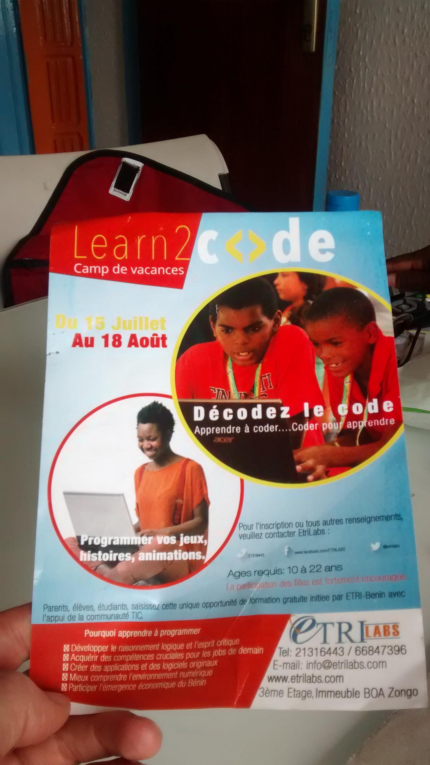 Kids-coding-Africa-benin-startup-africa-innovation